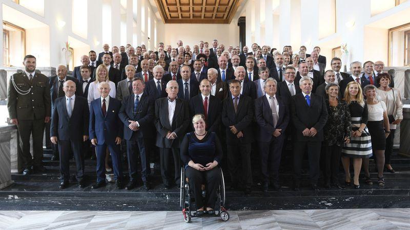 Tschechische Sportler (Foto: ČTK / Ondřej Deml)