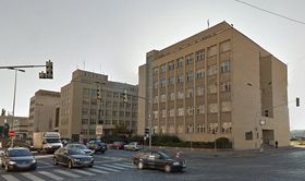 The Interior Ministry, photo: Google Street View