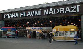 Prager Hauptbahnhof