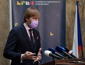 Adam Vojtěch, photo: ČTK/Michal Krumphanzl