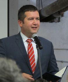 Jan Hamáček, foto: Kristýna Maková