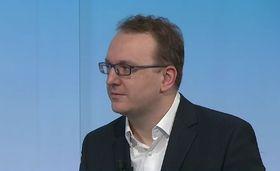 Ondřej Zaoral (Foto: Tschechisches Fernsehen)