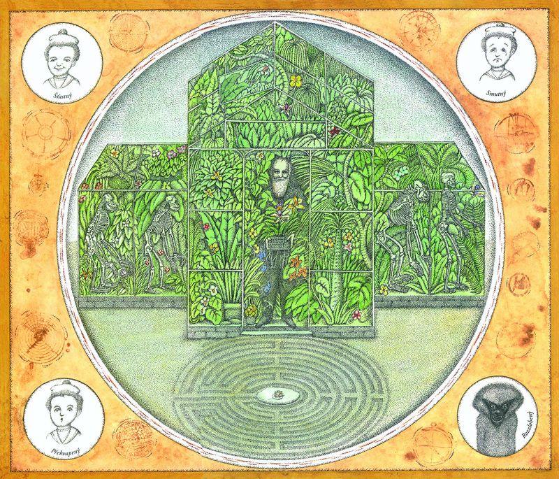 'L'arbre de vie', photo: Labyrint