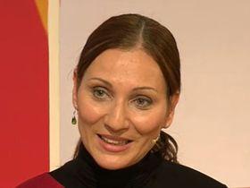 Šárka Vosyková, photo: Czech Television