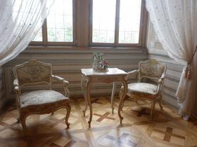 Château de Litomyšl, photo: Zdeňka Kuchyňová
