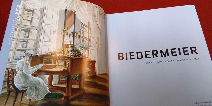 Photo: repro 'Biedermaier - Umění a kultura v českých zemích 1814 - 1848' / Uměleckoprůmyslové muzeum v Praze a Gallery, s.r.o.