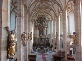 La iglesia de la Asunción de la Virgen María, foto: Gortyna, CC BY-SA 4.0 International