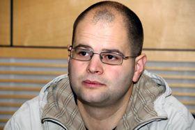 Daniel Hůle, foto: Šárka Ševčíková, ČRo