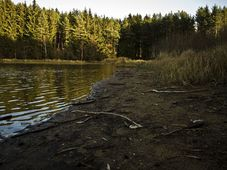Czech water reservoirs are far from full, photo: Vít Pohanka