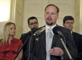 Jeroným Tejc, foto: ČTK
