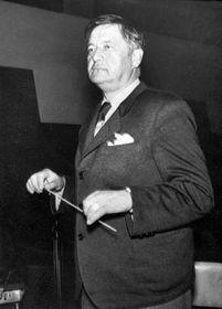 Václav Talich, foto: CTK
