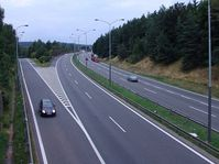 D1 highway, photo: Miloš Turek