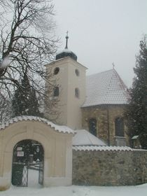Kostel sv. Klimenta, foto: Roman Casado