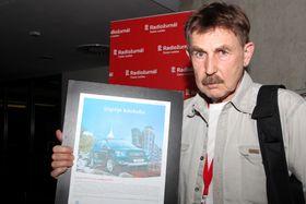 Vlado Milunić (Foto: Šárka Ševčíková, Archiv des Tschechischen Rundfunks)