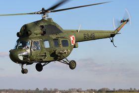 Ми-2, фото: Министерство национальной обороны Польши