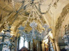 Sedlec ossuary, photo: archive of Radio Prague
