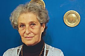 Věra Roubalová (Foto: Alžběta Medková, Archiv des Tschechischen Rundfunks)
