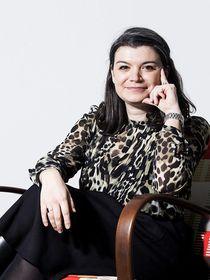 Hélène Buisson, photo: Site officiel de l'Institut français de Prague
