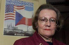 Olga Kopecká, photo: CTK