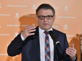 Lubomír Zaorálek, photo: CTK
