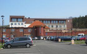 Berounská nemocnice, foto: Klára Stejskalová