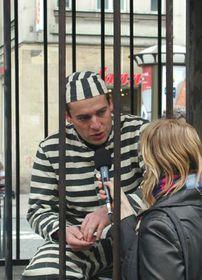 Simon Panek de la fundación humanitaria checa 'Hombre en emergencia'