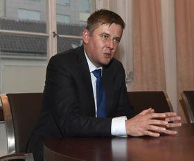 Томаш Петршичек, фото: ЧТК/Михал Крумпганзл