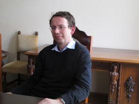 Petr Drulák, foto: Magdalena Hrozínková