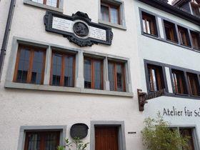 Дом Яна Гуса в Констанце, фото: Катарина Брезовска