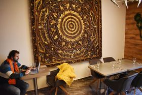 Café Buddha (Foto: Ondřej Tomšů)