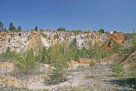 Конепруские пещеры (Фото: Zp, CC BY-SA 3.0 Unported)