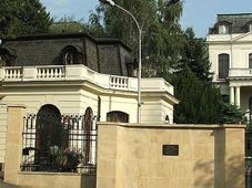 Russian embassy in Prague, photo: Wikimedia CC BY 2.5