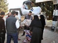 """""""Člověk v tísni"""" in Syrien (Foto: Archiv """"Člověk v tísni"""")"""