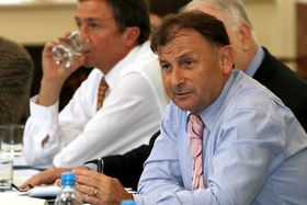 Michael Žantovský, photo: Petr Novák, CC BY-SA 3.0