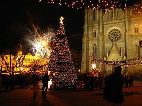 El Adviento en Praga: La Plaza de La Paz