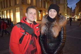 Ирина и Артем из Краснодара, фото: архив Чешского радио - Радио Прага