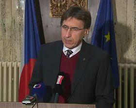 Vladimír Valenta, foto: ČT24