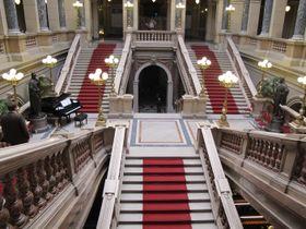 Интерьер пражского Национального музея, Фото: Кристина Макова, Чешское радио - Радио Прага