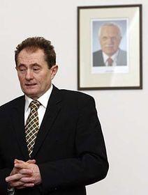 Senátor Josef Novotný, foto: ČTK