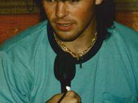 Jaromír Jágr, photo: archive of Czech Radio