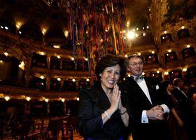 Принцесса Нородом Арунсрасмы и Властимил Харапес (Фото: ЧТК)
