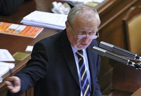 Eduard Janota, foto: ČTK
