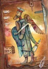 Ангел алкоголя, 2010 (Автор: Евгений Иванов)