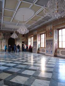 Один из залов Мартиницкого дворца на Градчанах