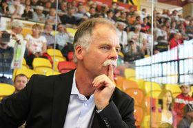 Шеф-тренер чешских хоккейных сборных Славомир Ленер, Фото: Ян Кодет, Чешское радио
