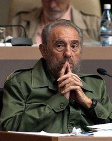 Fidel Castro (Foto: CTK)