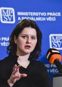 Jana Maláčová, foto: ČTK / Vít Šimánek