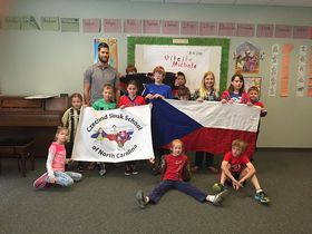 Photo: archive of Czech and Slovak School of North Carolina