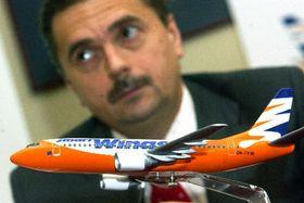 Роман Вик, директор авиакомпании Smart Wings (Фото: ЧТК)