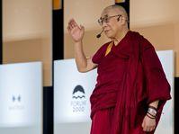 Le dalaï-lama, photo: CTK